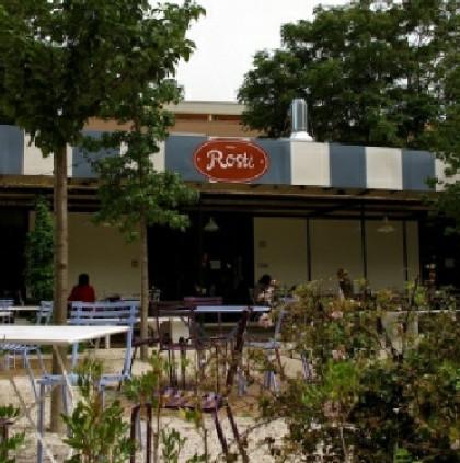 Rome, Via D'Alviano 65 – Rosti Restaurant